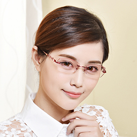 Brand-Eyeglasses-Women-2016-Hollow-Out-Frame-Designer-Diamonds-High-Quality-Myopia-Glasses-Rimless-Lady-Computer